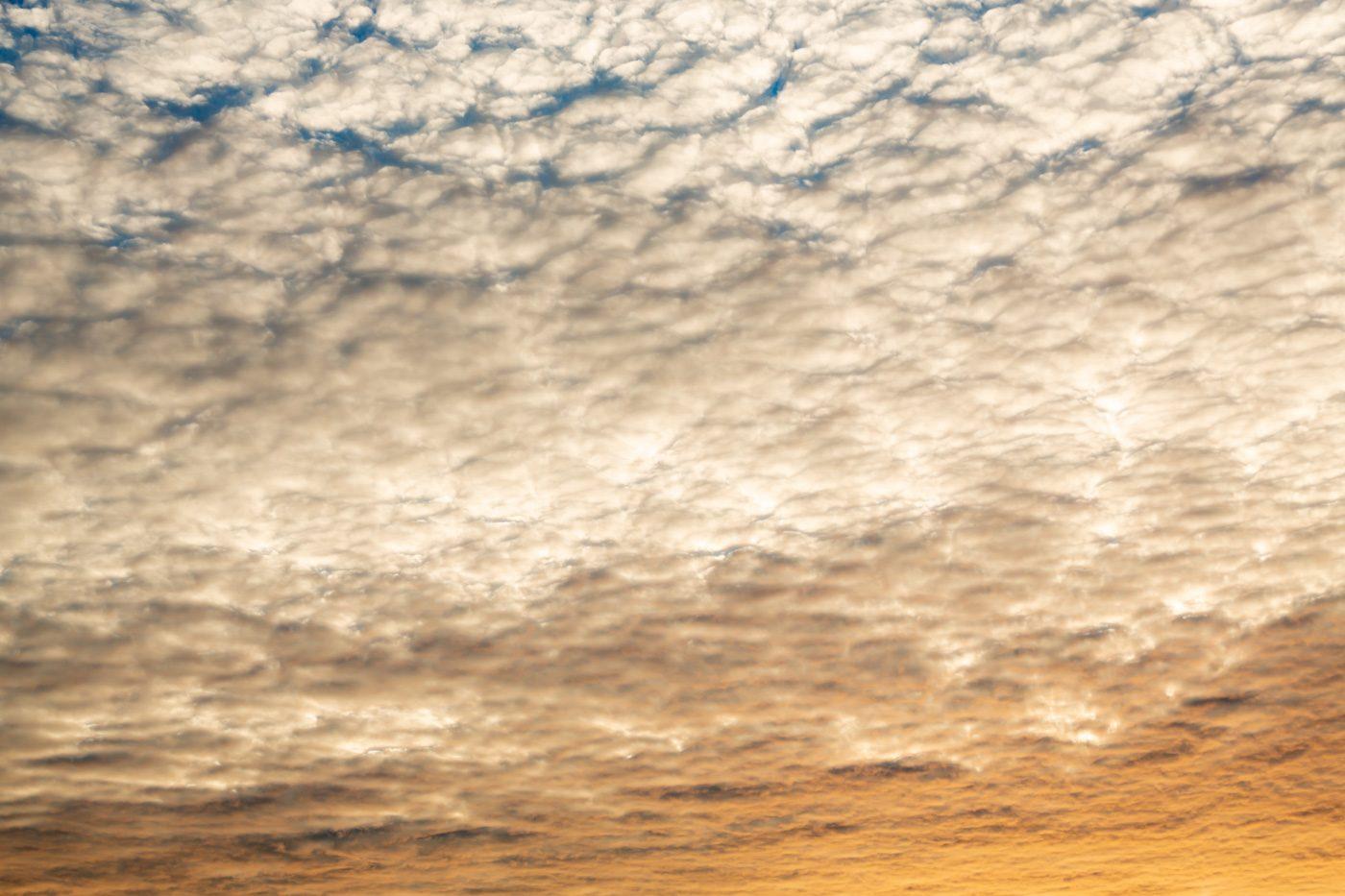 Nubes de color