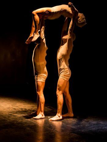 Obra de danza Trans-Fusion